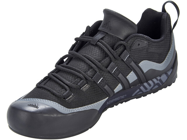 Adidas Terrex Swift Solo - Chaussures d'approche homme - noir